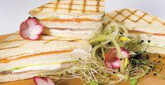 Miniemparedado con pescado ahumado y queso gorgonzola - #Recetas #Tapas #Queso #Gorgonzola - http://es.gorgonzola.com/recetas/tapas/miniemparedado-con-pescado-ahumado-y-queso-gorgonzola/