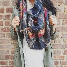 It doesn't get much more Classic than this super soft scarf! Our Classic Style Scarf is a customer fav! ❤️