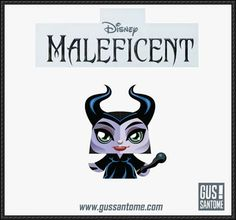 Disney: Sleeping Beauty - Maleficent Mini Papercrafts Ver.2 Free Download - http://www.papercraftsquare.com/disney-sleeping-beauty-maleficent-mini-papercrafts-ver-2-free-download.html