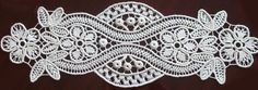 ... Bruges Lace, Romanian Lace, Flower Embroidery Designs, Point Lace, Needle Lace, Macrame Patterns, Lace Making, Embroidered Lace, Doilies
