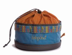 Fishpond Bow Wow Travel Food Bowl: Fin d your travel dog bowls at Stillwater.