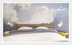 Sypialnia styl Skandynawski - zdjęcie od Twój Kwadrat - Sypialnia - Styl Skandynawski - Twój Kwadrat
