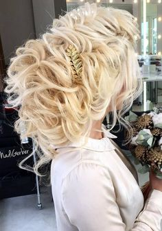 100 Wedding Hairstyles from Nadi Gerber You'll Want To Steal | Hi Miss Puff - Part 12