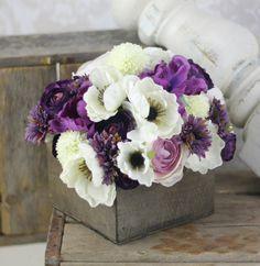 show day silk flower display - Google Search