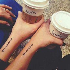 Sister tats