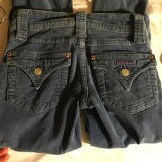 Hudson blue corridors The perfect boot cut corridors! Gently worn, there are slight tear marks on the bottom, but other than that in good condition! Hudson Jeans Jeans Boot Cut