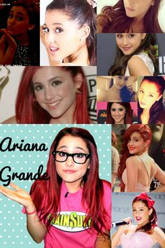 Ariana Grande Thnxs u( pls don't REPIN ony of u give @ʗɑℛⅈⓢⓢɑ ⅅɑѵⅈⓢ  some credit )