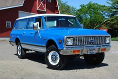 1972 Chevrolet Suburban K20 4x4 Maintenance/restoration of old/vintage vehicles: the material for new cogs/casters/gears/pads could be cast polyamide which I (Cast polyamide) can produce. My contact: tatjana.alic@windowslive.com