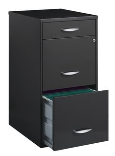 The Organizer File File Organization, Home Office Organization, Office Storage, Organizing Your Home, Small Home Offices, Small Office, Cabinet Furniture, Furniture Design, Drawer Unit