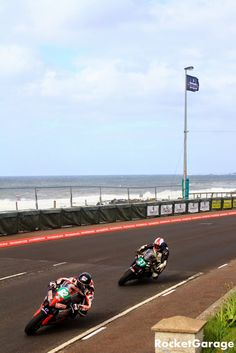 RocketGarage Cafe Racer: Highlights: NW 200 Road Racing Gallery