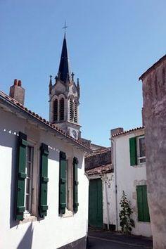 La Couarde, Ile de Ré, France