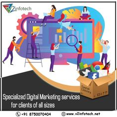 We deliver high quality customized #digitalmarketingservices at the most reasoable prices in the market to the clients of all sizes - Be it a large or a small business firm, our aim is to satisfy our customers by getting desirable results by boosting their business online.  Contact us: +91- 8750070404   #digitalmarketingcompany #digitalagency #seoagency  #onlinemarketingservices #digitalmarketingagencynoida Professional Seo Services, Best Seo Services, Business Website, Online Business, Online Marketing Services, Seo Agency, Search Engine Marketing, Marketing Techniques, Seo Company