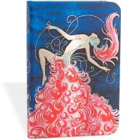 Cabaret Cabaret Mini Bound Lined Journal 3.75