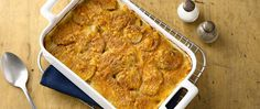Ordinary ingredients become extraordinary when combined in this casserole.