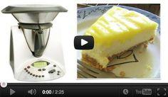 Cheesecake Philadelphia e Limone Bimby