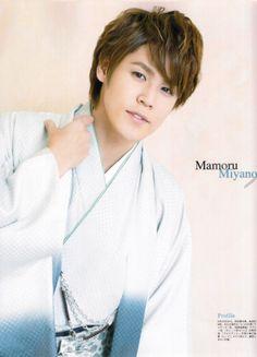 Mamoru,