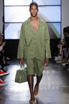 Telfar Spring 2016 Ready-to-Wear Fashion Show Primavera 2016 - #Menswear #Trends #Tendencias #Moda Hombre