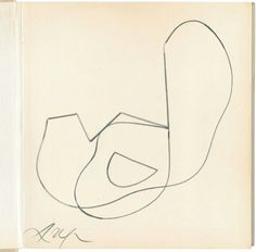 Hans Arp Jean Arp, Line Drawing, Painting & Drawing, Dada Art Movement, Beautiful Drawings, Photomontage, Art Boards, Art Drawings, Art Photography