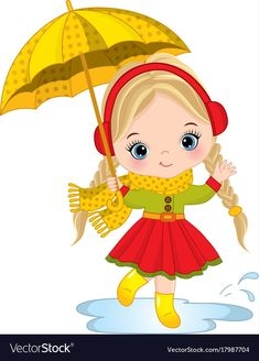 Stylish Rain coat For Women - North Face Rain coat Outfit - Rain coat 2020 - Rain coat Fashion Show - Brown Rain coat Outfit Raincoat Outfit, Grande Section, Yellow Raincoat, Dibujos Cute, Cute Clipart, Kids Coats, Raincoats For Women, Coat Patterns, Girl Falling