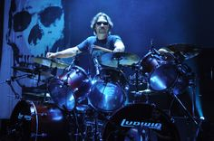 Dave Lombardo | 10 Best Rock Drummers Ever?