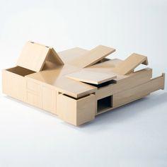 Kai Table by Hirakoso & Kitahara - $7100