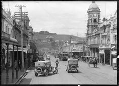 Victoria Avenue, Wanganui