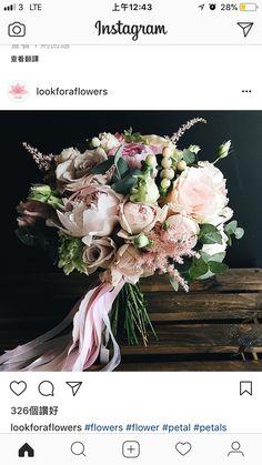 Весільні букети Blush Wedding Centerpieces, Diy Wedding Bouquet, Wedding Pins, Bride Bouquets, Floral Wedding, Wedding Colors, Wedding Flowers, Dream Wedding, Flower Decorations