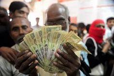 План Моди выявил миллионы неплательщиков налогов