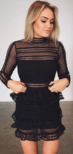 #summer #comfy #outfits | Little Black Dress