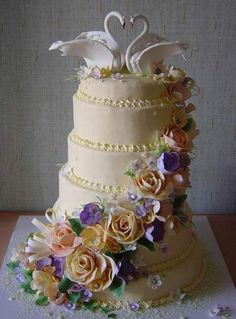 Special Wedding Cakes