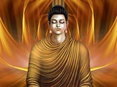 BUDDHA GOLD by VISHNU108