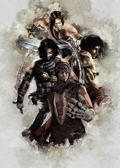Prince Of Persia, Warrior Within, The Neverending Story, Monkey King, Fantasy Characters, Fictional Characters, Jake Gyllenhaal, Video Game Art, Character Design Inspiration