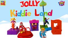 2017 Jolly Kiddie Land Set :D  Hi guys! Please don't forget to SUBSCRIBE on our YouTube channel,  just click the link below, sign in w/ your gmail account  and hit the SUBSCRIBE button... Thanks   https://www.youtube.com/channel/UC8xrxM-0WIWfiVlGlWvcgsg/featured?sub_confirmation=0