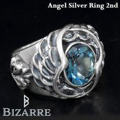 Howl S Moving Castle Blue Ring Ghibli Museum Limited No 19 Swarovski Silver 925 Studioghibli