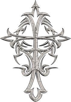 Celtic cross tattoo for men, celtic tattoos for men, tribal cross Celtic Cross Tattoo For Men, Celtic Tattoos For Men, Arm Tattoos For Guys, Trendy Tattoos, Trible Tattoos For Men, Celtic Crosses, Couple Tattoos, Tribal Cross Tattoos, Cross Tattoo Designs