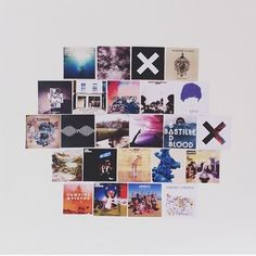 I Tried To Make A Cool Wall Collage Like Those Ones That People Made