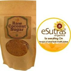 How is Coconut Sugar Produced?   Coconut sugaris a sugar produced from the sap of cut flower buds of the coconut palm.  Coconut sugar(orcoconutnectar) ispaleobecause it's a sweetener that is found in nature and that is produced from the sap of thecoconutpalm tree.  Definitely a healthy alternative to refined sugar.  Available at http://esutras.com/sugars-sweeteners-organic-low-glycemic-/826-coconut-sugar.html