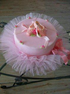 Tutu cake - dance recital celebration?