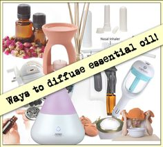 One of the ways I wanted to incorporate the benefits of essential oils into my daily routine was to diffuse them. Since I bought my first diffuser, I haven`t looked back……. Nebulizer This diffuser …