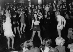 Dancing, Northern Soul style #secretsalesperfectbankhols