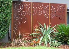 Urban Design Systems - Laser Cut Metal Fencing, Decorative Screens