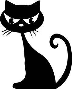 kočka šablona - Hledat Googlem