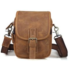 Small Leather Cross body Bag //Price: $88.50 & FREE Shipping //     #styles #amrshops