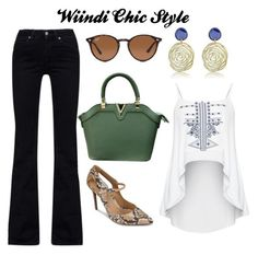 """""""Chic Style"""" by sunflower-hainguyen on Polyvore featuring Hai"""