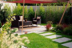 Un jardin où il fait bon vivre, par ConceptuELLES Paysage et Décoration (la photo, 1)