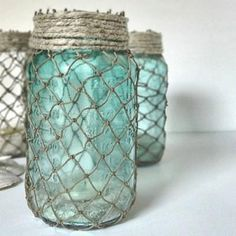 If you love the beach and all things nautical, add coastal decor to every corner of your home with this craft