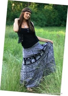 Image detail for -chic hippie clothes maxi dresses for large plus size womenhippie