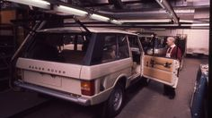 Range Rover production