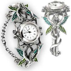 Goth Alchemy Gothic Artemisia Bracelet Watch - Watches