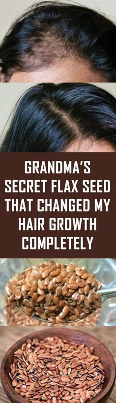 Grandma's Secret Flax Seed That Changed My Hair Growth Completely. Vitamin E is one of the best vitamins you could use for hair growth because of its strong antioxidant properties which prevent hair and scalp damage. Hair Remedies For Growth, Hair Growth Treatment, Hair Growth Tips, Hair Loss Remedies, Hair Care Tips, Hair Thickening Remedies, Hair Growth Food, Remedies For Thinning Hair, Nail Growth